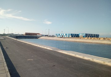 CONSTRUCTION OF THE FISH AUCTION AND THE FISH MARKET OF BAÍA FARTA - BENGUELA